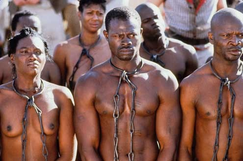 amistad 1997 real : steven spielberg djimon hounsou COLLECTION CHRISTOPHEL