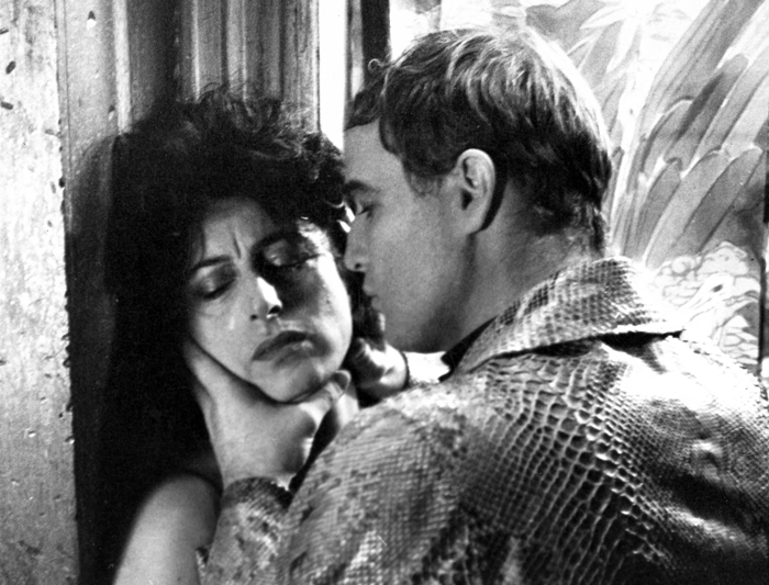 The Fugitive Kind (1959) Directed by Sidney Lumet Shown from left: Anna Magnani, Marlon Brando